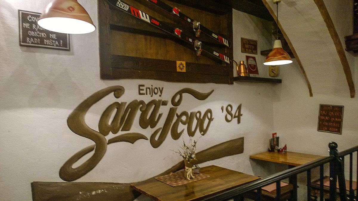 Sarajevo '84 Balkan Grill
