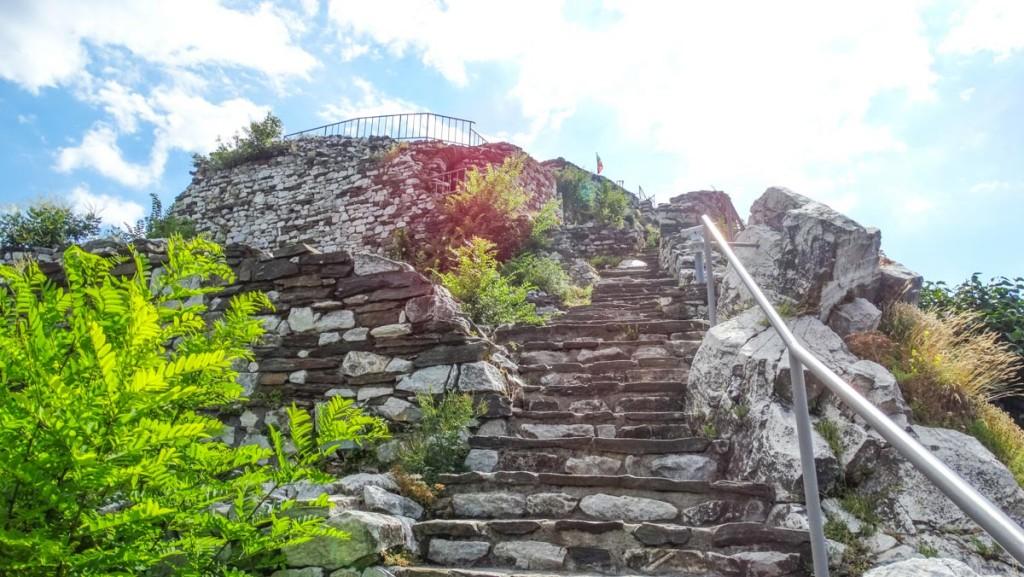 Assens fortress ruins