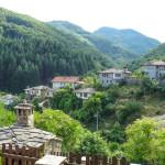 Complex Kosovo Houses, Gavatovska house, view