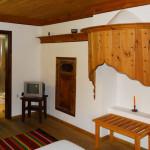 Complex Kosovo Houses, bedroom and bathroom, Hadjiiska House