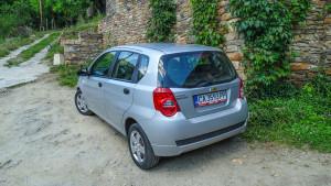 ValKar rent a car Bulgaria Chevrolet Aveo