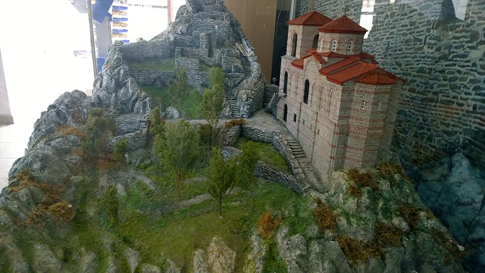 Mockup-of-Assens-fortress