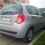 Bulgaria rent a car, Chevrolet Aveo 2