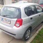 Bulgaria rent a car, Chevrolet Aveo 5