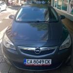 Rent a car, Bulgaria, Opel Aastra 4