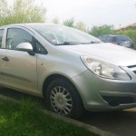 Rent a car Bulgaria, Opel Corsa 4