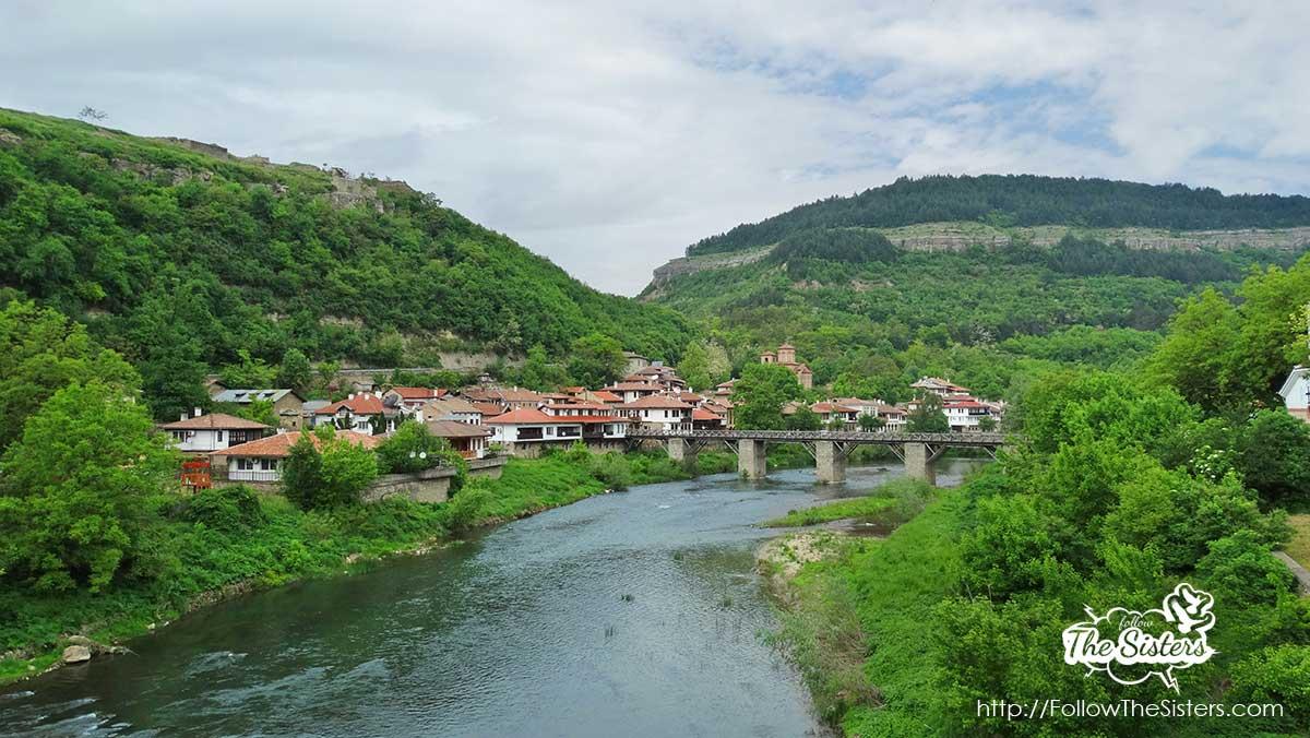 Bishops bridge, Veliko Tarnovo