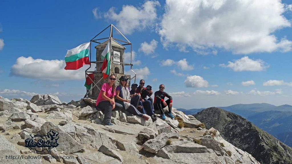 Climbing Musala