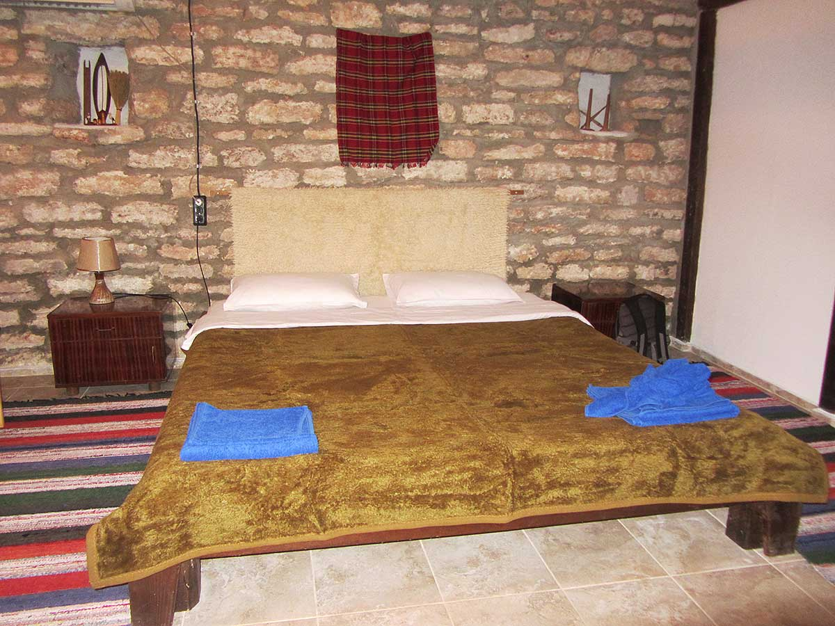 Our cozy bedroom in Levana Guest House, Balgarevo