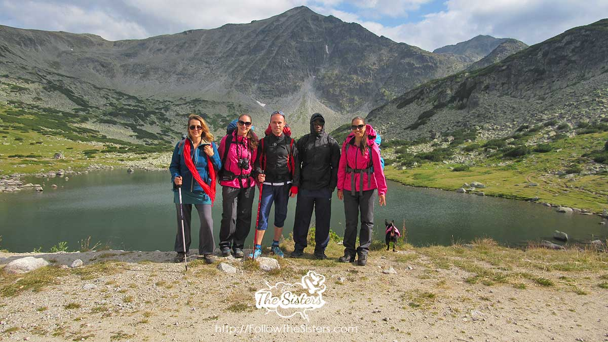 Our gang in mount Rila