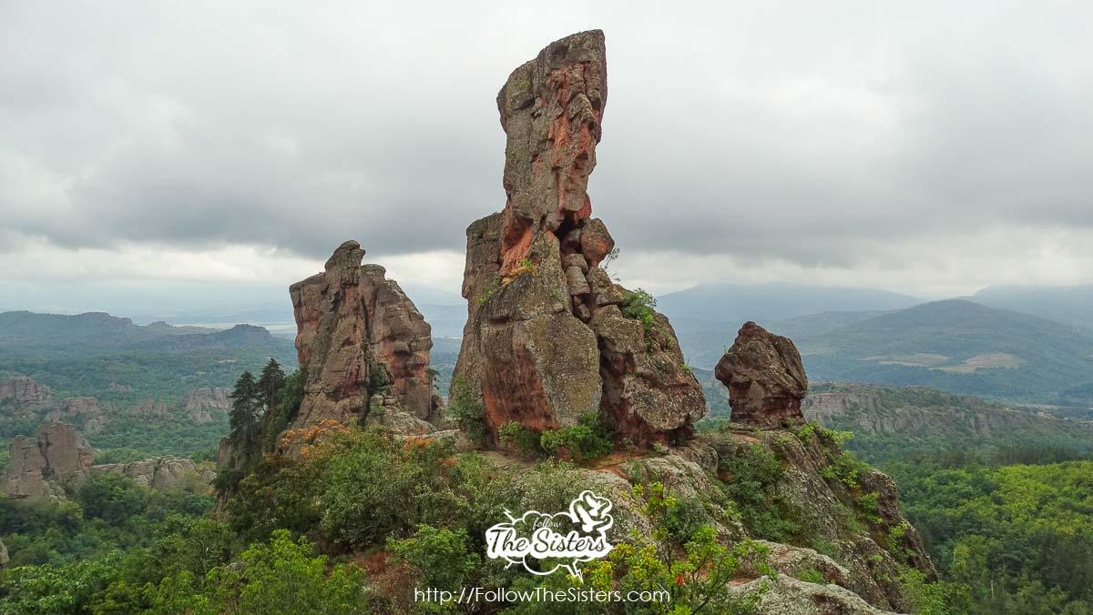 The amazing rocks of Belogradchik