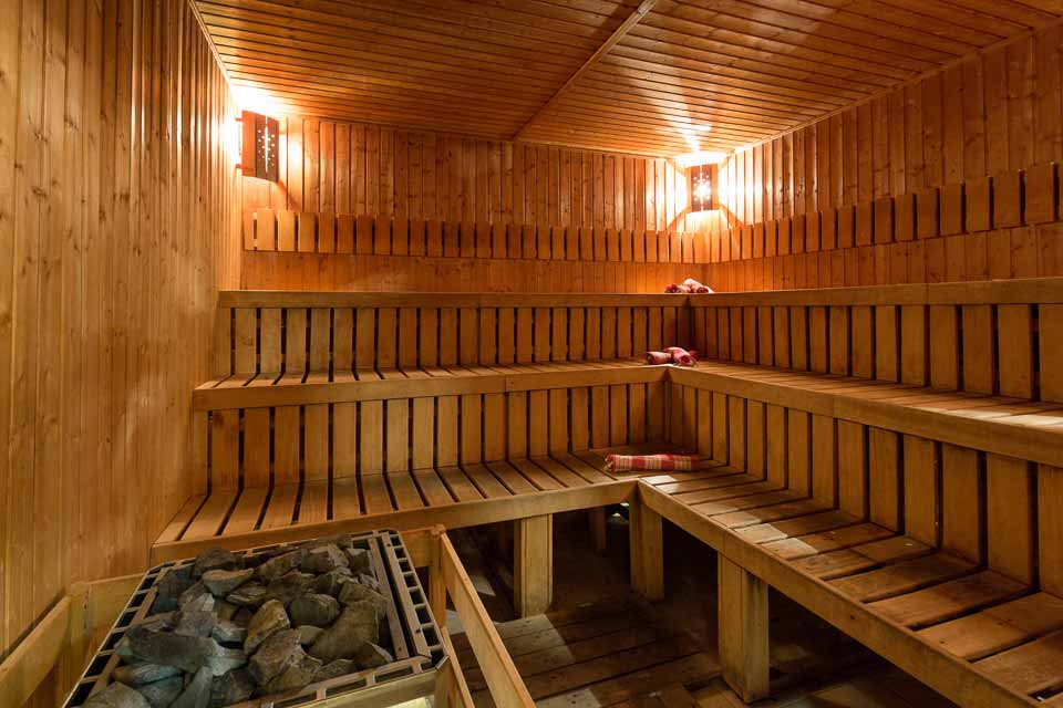Green Wood Hotel Bansko sauna