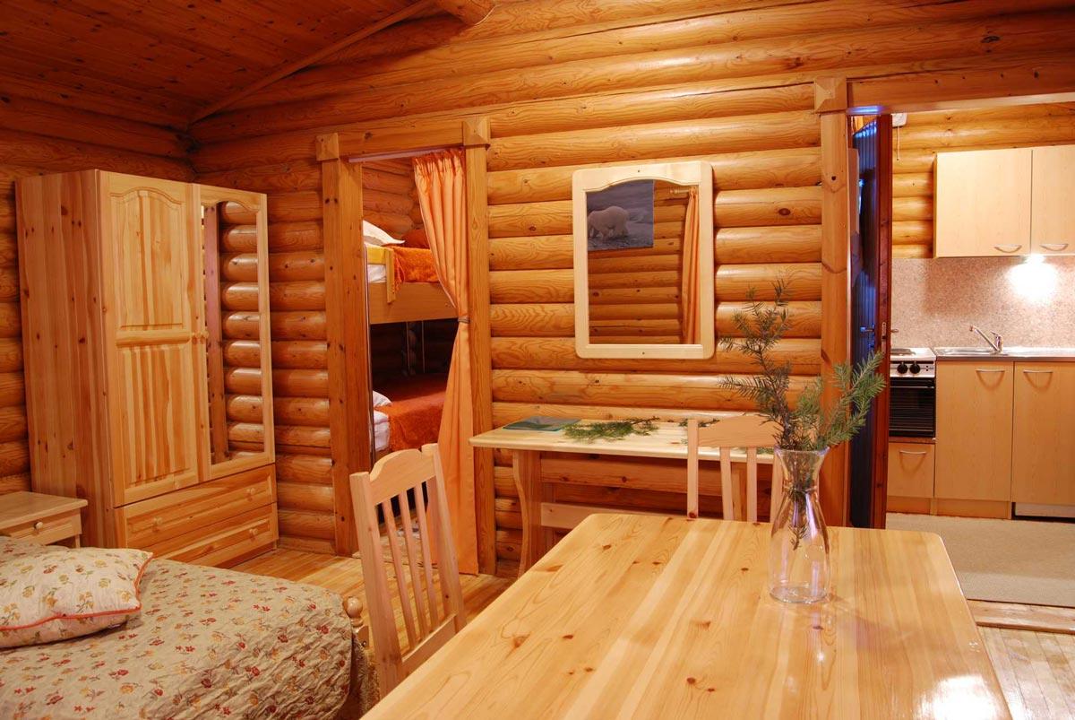Inside Villas Yagoda Borovets