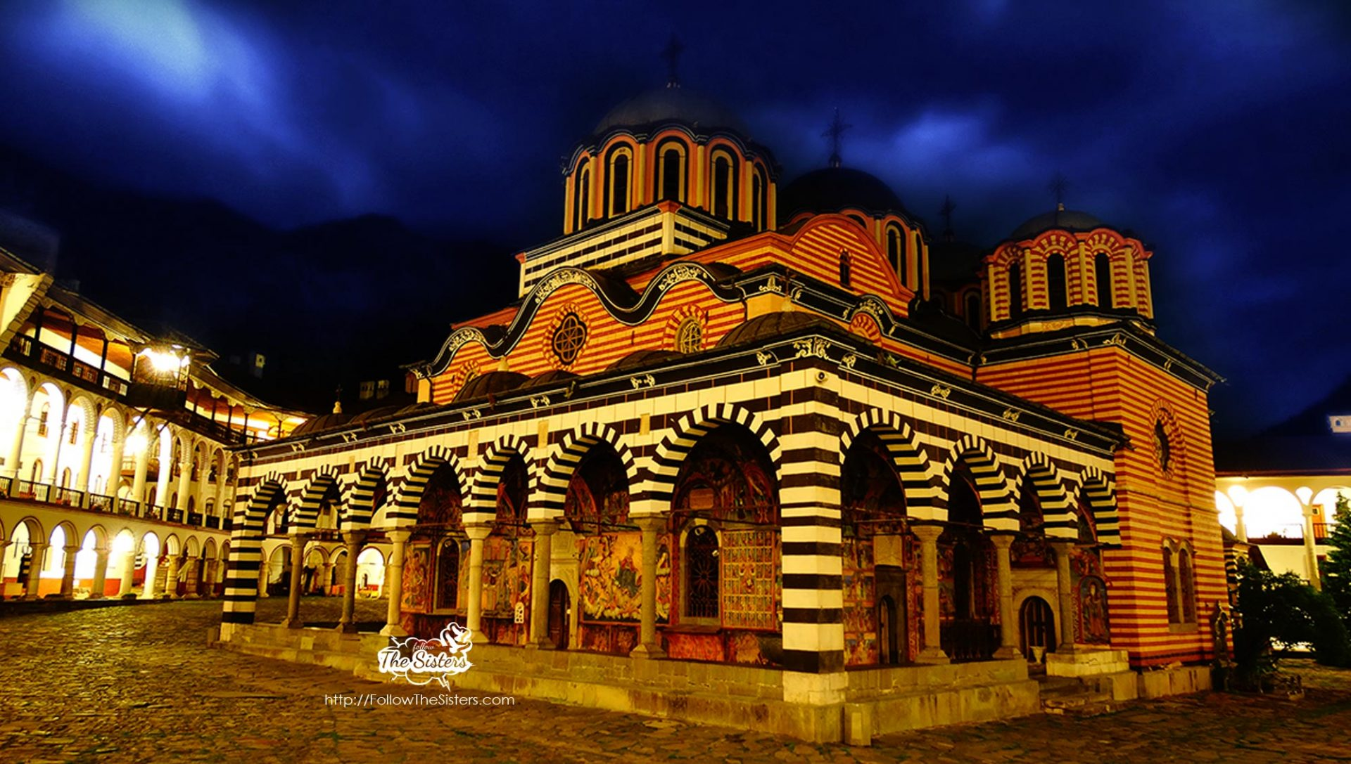Magical Rila Monastery
