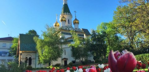 What's So Special About The Russian Church In Sofia?