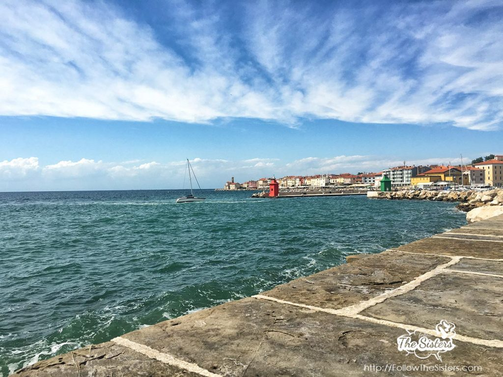 This picture-perfect Piran!