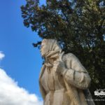 Dupnitsa, monument of woman