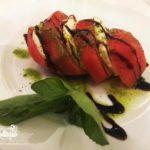 Kaprese salad