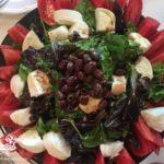 Mindblowingly delicious salad