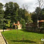 pretty little chapel in park Rila, Dupnitsa