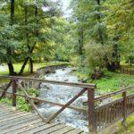 the river in park Rila, Dupnitsa