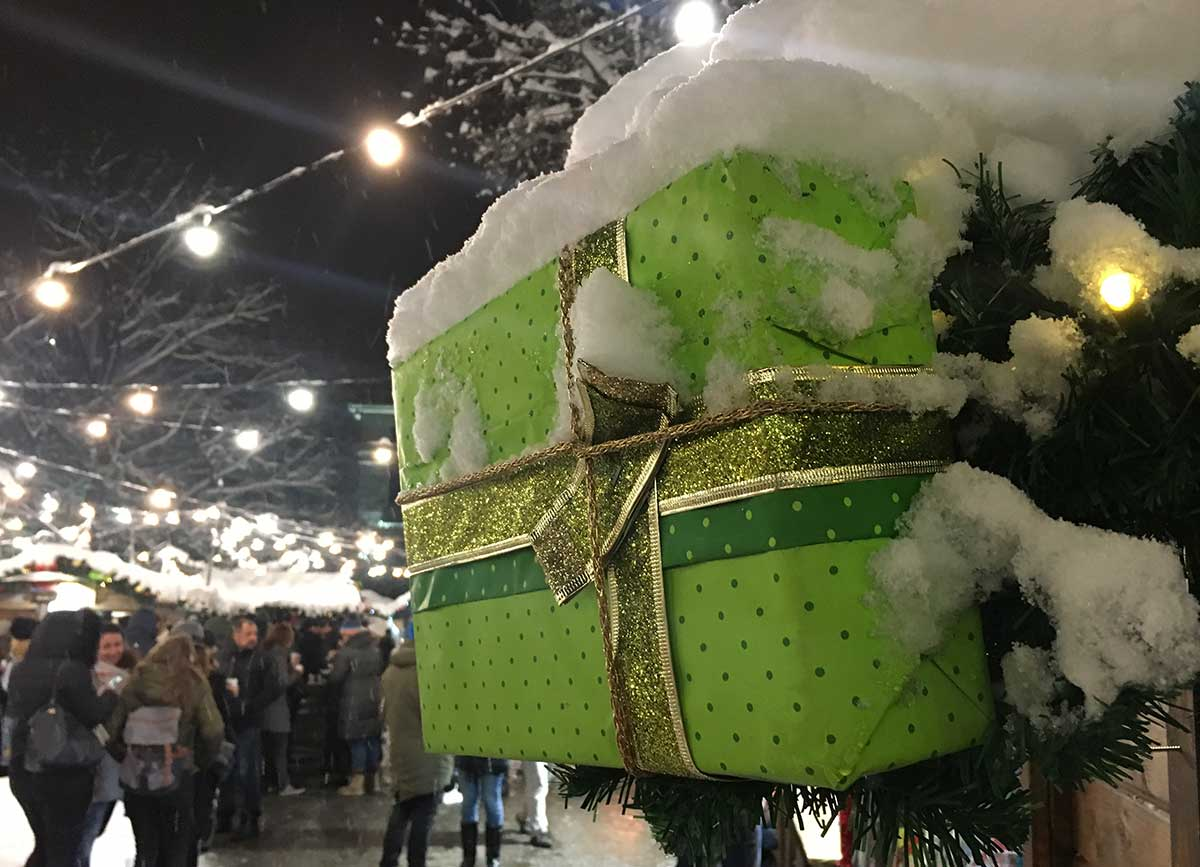 German Christmas Bazar, Sofia 2