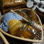 German Christmas Bazar, Sofia, Honey