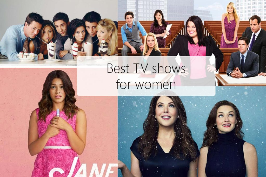 Best TV shows for women