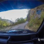 The road towards the Montenegro border