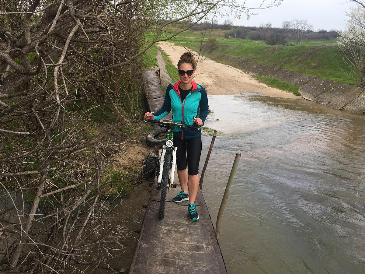 Finding ways cycling Zhitnitsa
