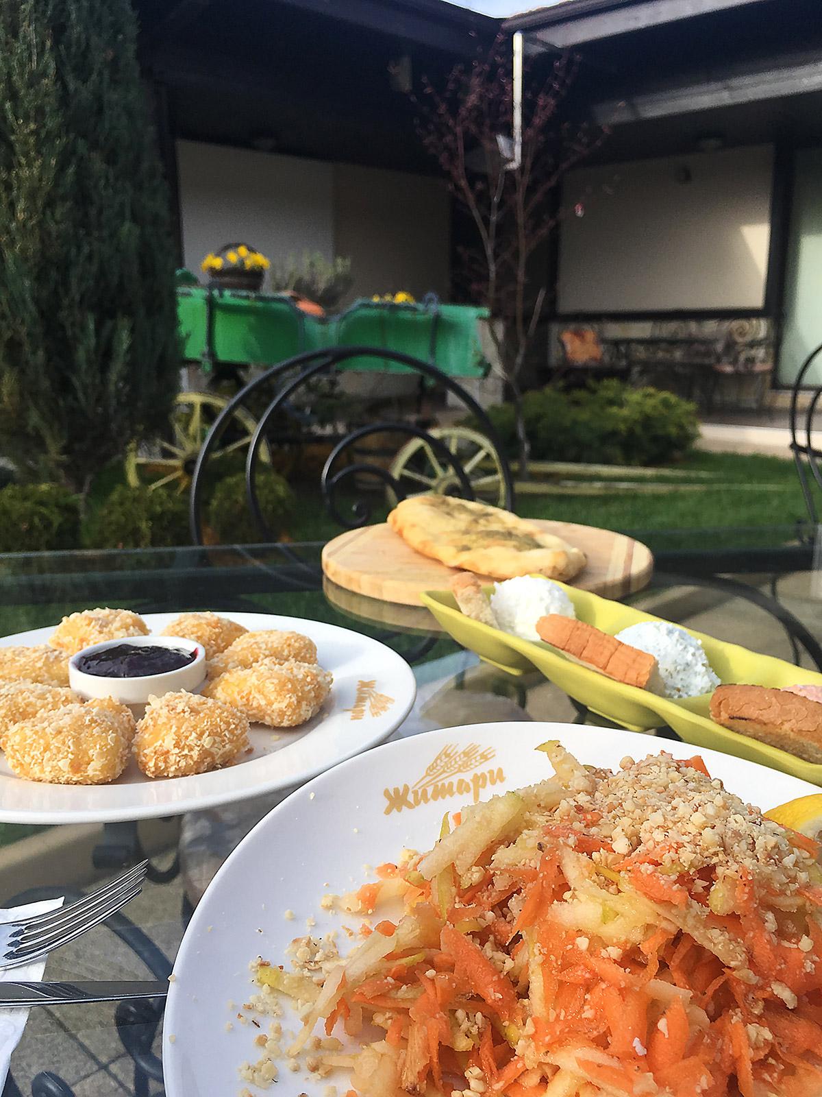 Lunch complex Zhitari