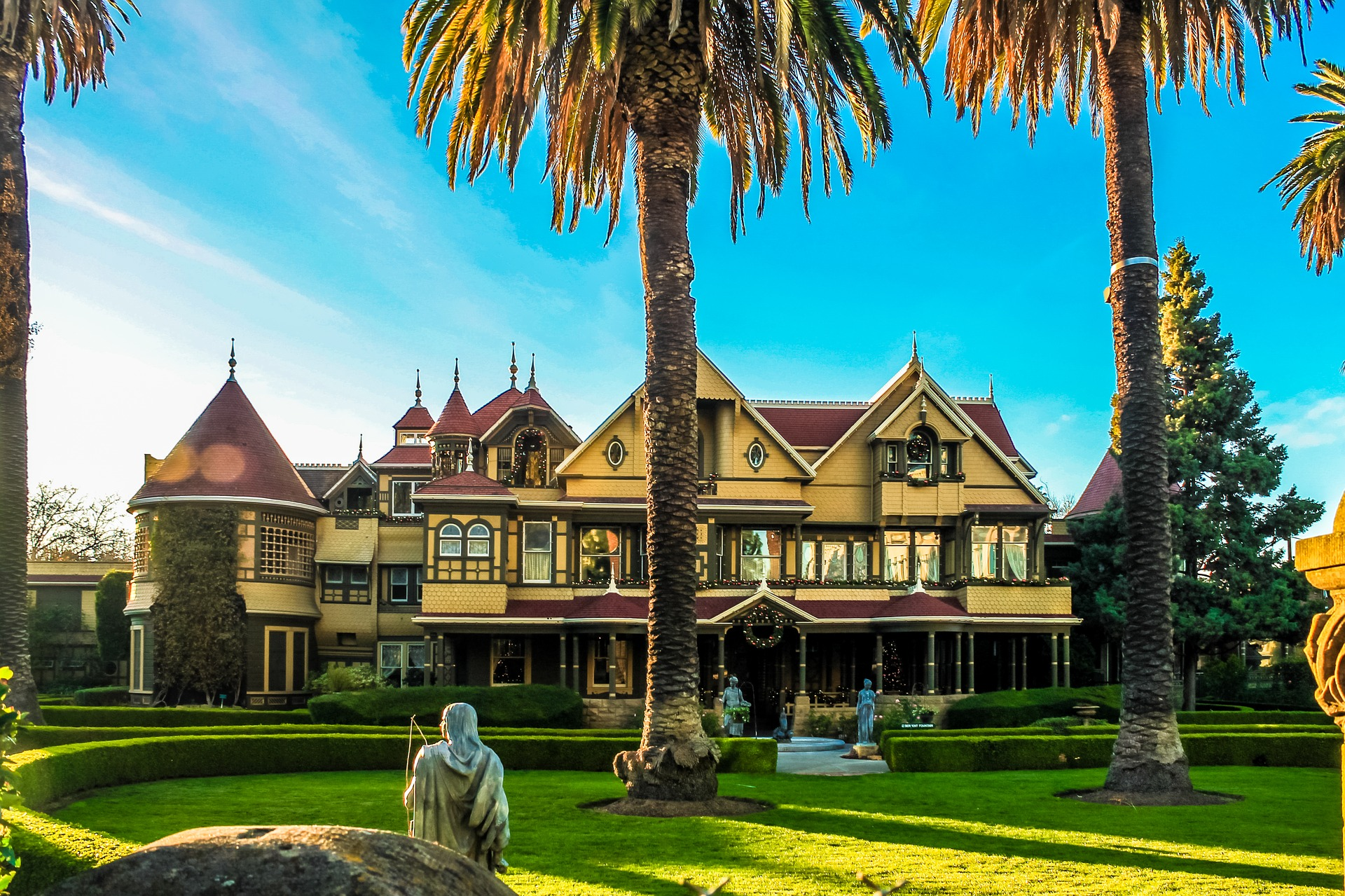 The Winchester Mystery House, San Jose