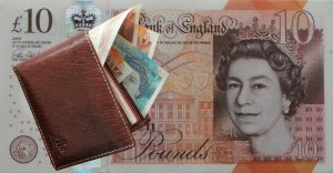Building your credit score UK