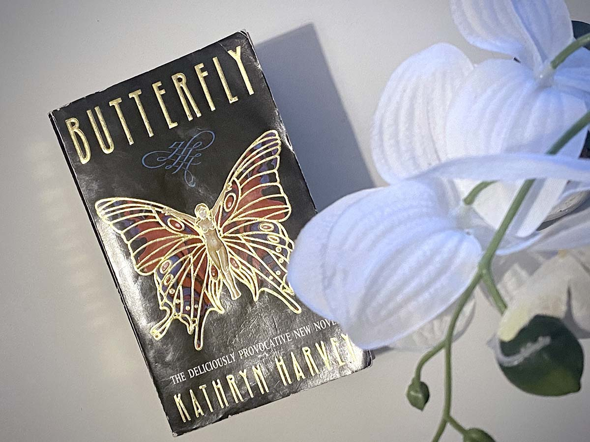 Butterfly by Kathryn Harvey, your next book to read